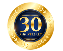 Badge Anniversario